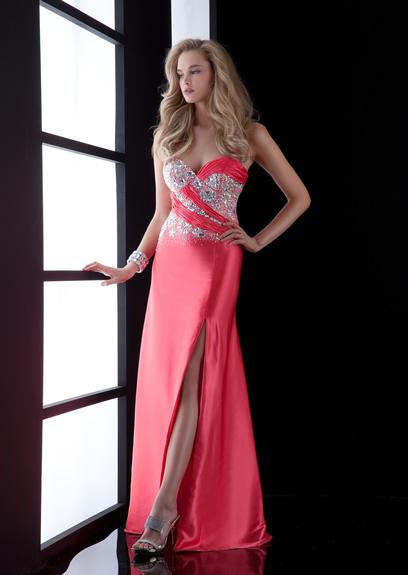 Prom Dress - Jasz #4573